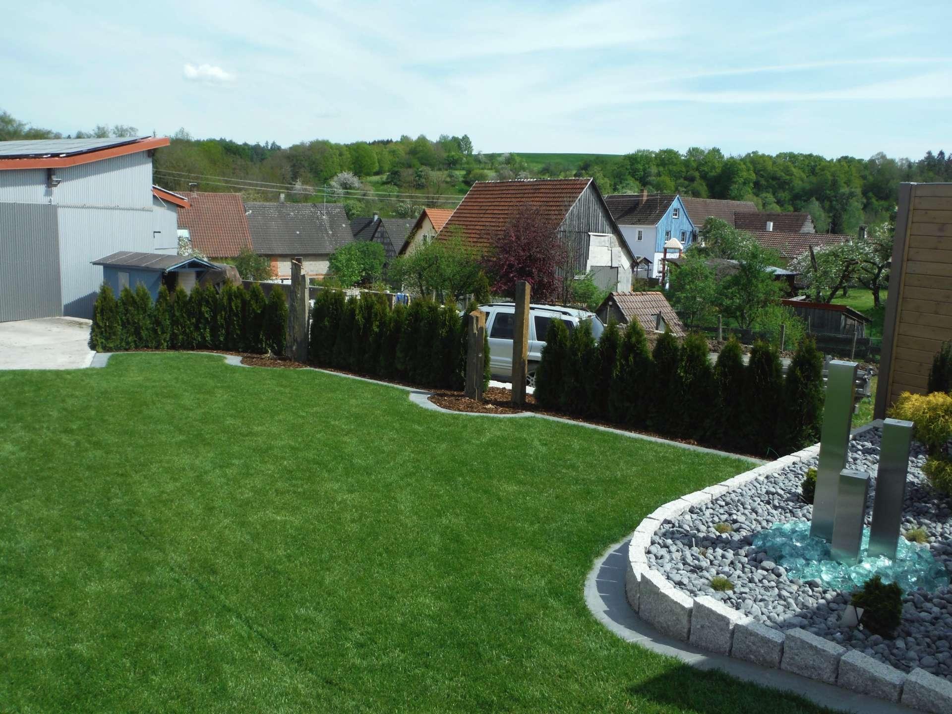 Sichtschutz Hecken – Mogler – Garten & Bau